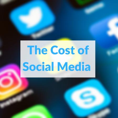 cost of social media blog Edmonton business coach