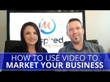Edmonton Business Coach | How To Use Video For Marketing Your Business