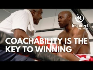 Edmonton Business Coach | Coachability is The Key to Winning