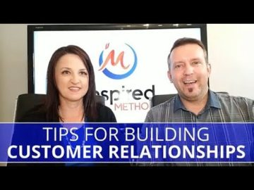 Edmonton Business Coach | Tips for Building Customer Relationships