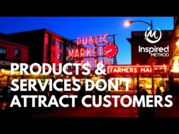Edmonton Business Coach | Products & Services Don't Attract Customers