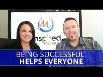 Edmonton Business Coach   Being Successful Helps Everyone