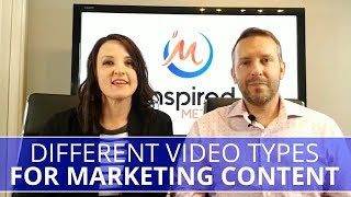 Edmonton Business Coach | Different Video Types For Marketing