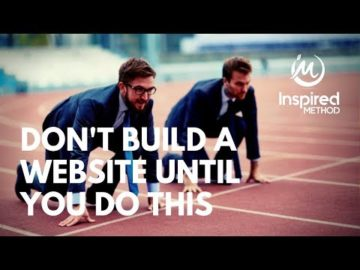 Edmonton Business Coach | Don't Build a Website Until You Do This