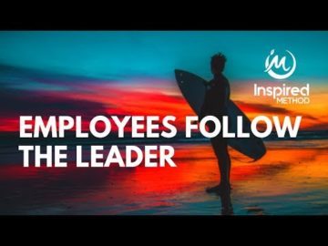 Edmonton Business Coach | Employees Follow The Leader