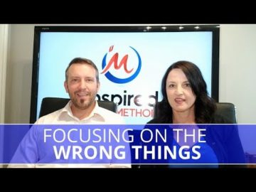 Edmonton Business Coach | Focusing on The Wrong Things