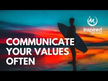Edmonton Business Coach | Communicating Your Values Often