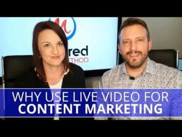 Edmonton Marketing | Why Use Live Video?
