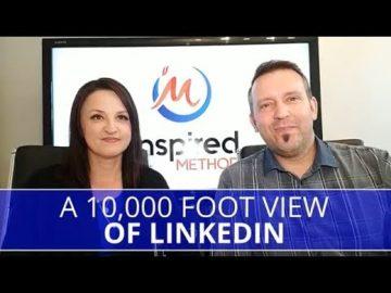 Edmonton Business Coach   LinkedIn - A 10000 Foot View