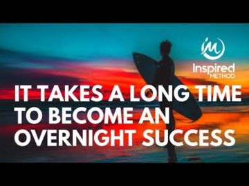 Edmonton Business Coach | It Takes A Long Time To Become an Overnight Success