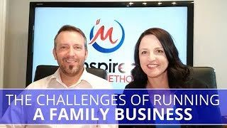 Edmonton Business Coach | The Challenges of a Family Run Business