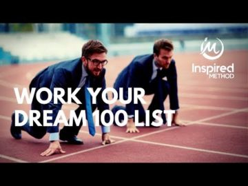 Edmonton Business Coach | Work Your Dream 100
