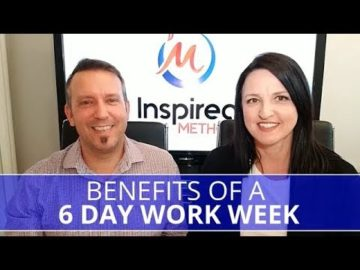 Edmonton Business Coach | Benefits of a 6 Day Work Week
