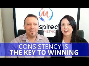 Edmonton Business Coach | Consistency is The Key to Winning
