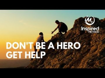 Edmonton Business Coach | Don't Be a Hero Get Help