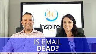 Edmonton Business Coach | Is Email Dead?