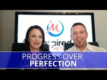 Edmonton Business Coach | Progress Over Perfection