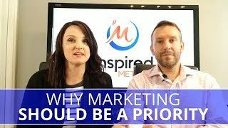 Edmonton Business Coach | Why Marketing Should Be a Priority