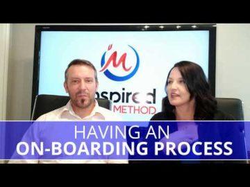 Edmonton Business Coach | Having an On-Boarding Process