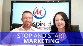 Edmonton Business Coach | Stop and Start Marketing
