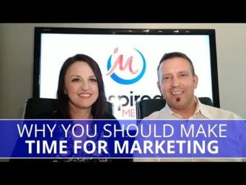 Edmonton Business Coach | Why You Need to Make Time For Marketing